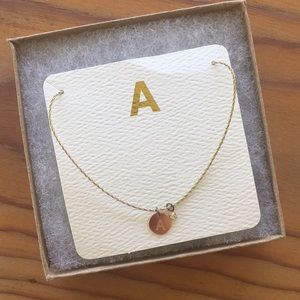 A necklace from Francesca